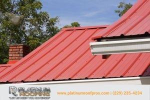 metal roofing valdosta